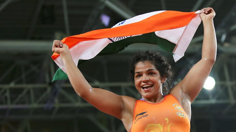 indian athlete winners in rio