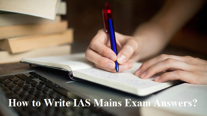 Writing Student - Best IAS Coaching in India