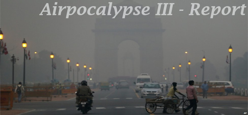 Airpocalypse III - Questioning the Government's Intent