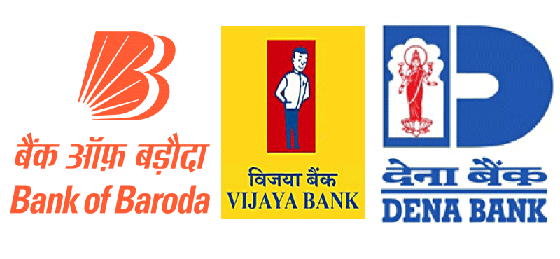 Merger Of Three Public Sector Banks: BOB, Vijaya Bank And Dena Bank