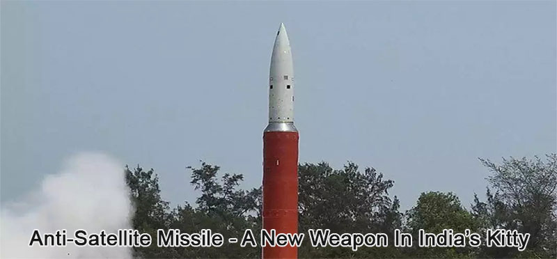 India Anti-Satellite Missile