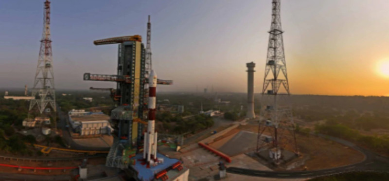 PSLV-C45 - A Successful Launch