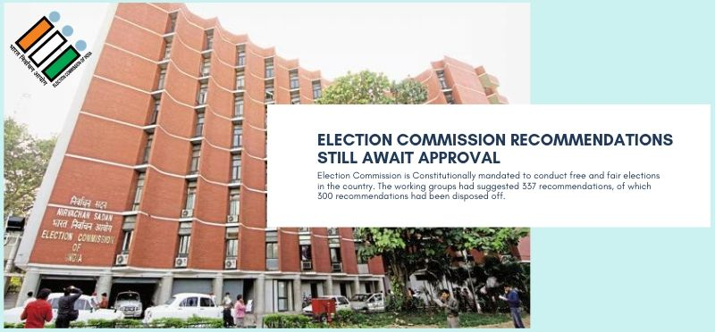Election Commission Recommendations 337