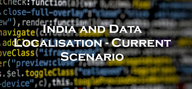 India and Data Localisation