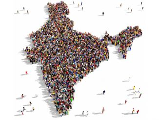 Total Population of India