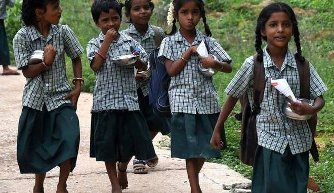 India Child Well-Being