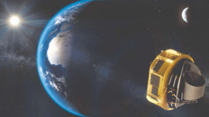 Exoplanet With Water Found