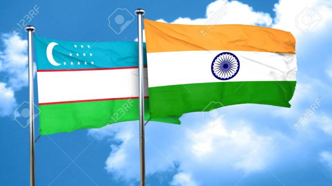 India and Uzbekistan